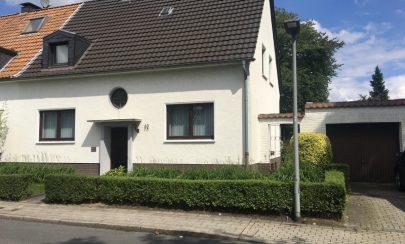 Vielfältige Möglichkeiten – Sanierungsbedürftige Doppelhaushälfte 46047 Oberhausen, Doppelhaushälfte
