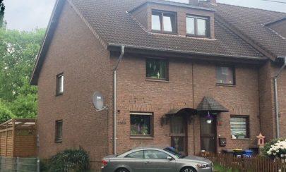 Familiendomizil in Frintrop 45359 Essen, Reihenendhaus