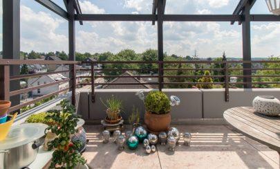 Über den Dächern von Überruhr 45277 Essen, Etagenwohnung