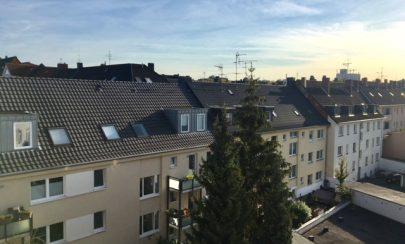 Über den Dächern von Rüttenscheid! 45128 Essen, Maisonettewohnung