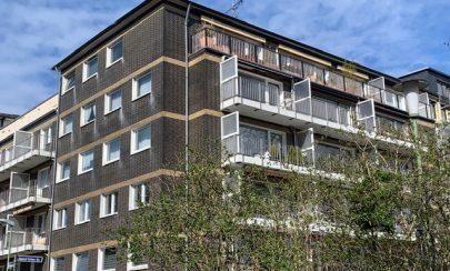 Großstadtfeeling mit Blick ins Grüne 45128 Essen, Etagenwohnung