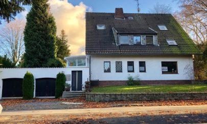 Gewerbliche Nutzung und schönes Wohnen in Einem 45136 Essen - Bergerhausen, Bürohaus