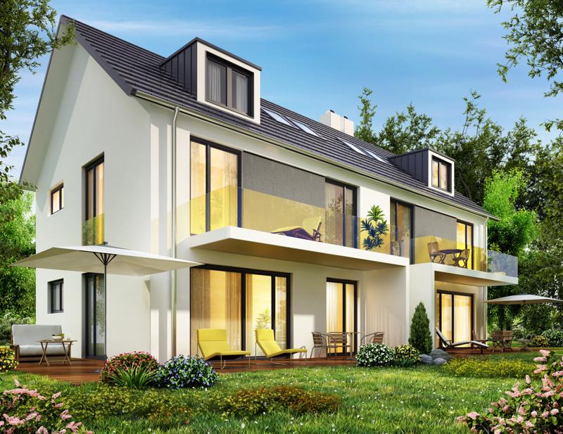 Panoramagrundstück in idyllischer Lage 45472 Mülheim Fulerum, Grundstück