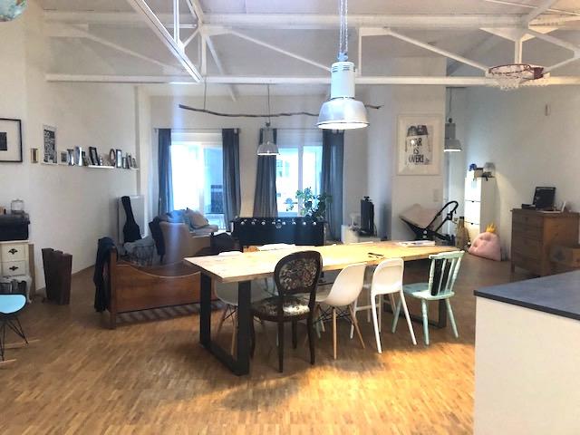 Große Wohnung, ruhige Lage mitten in Rüttenscheid 45131 Essen - Rüttenscheid, Loft/Studio/Atelier