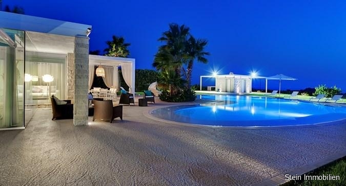Traumhaus mit Blick aufs Meer! 97010 Marina di Ragusa (Italien), Villa