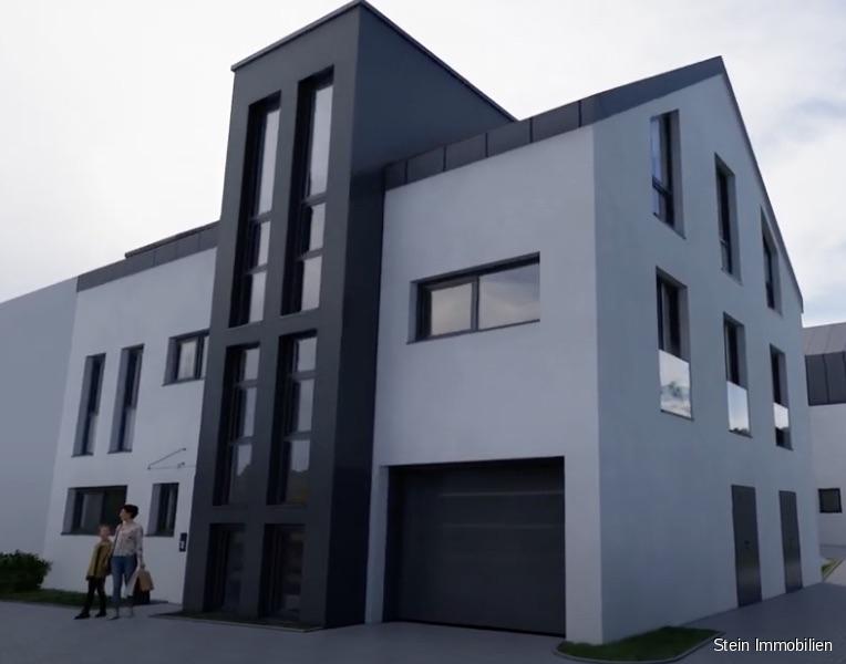 Neubau – Exklusive Dachgeschoßwohnung mit Sonnenterrasse! 45219 Essen, Wohnung
