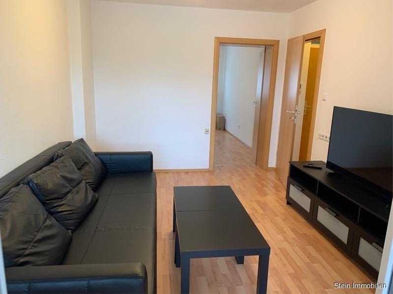 Teilmöblierte 2-Raum-Wohnung mit Balkon! 45147 Essen / Holsterhausen, Etagenwohnung