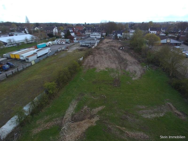 Gewerbegrundstück in Oberhausen Klosterhardt ca. 9.400 m² groß • teilbar ab 1.400 m² 46119 Oberhausen Klosterhardt, Gewerbe