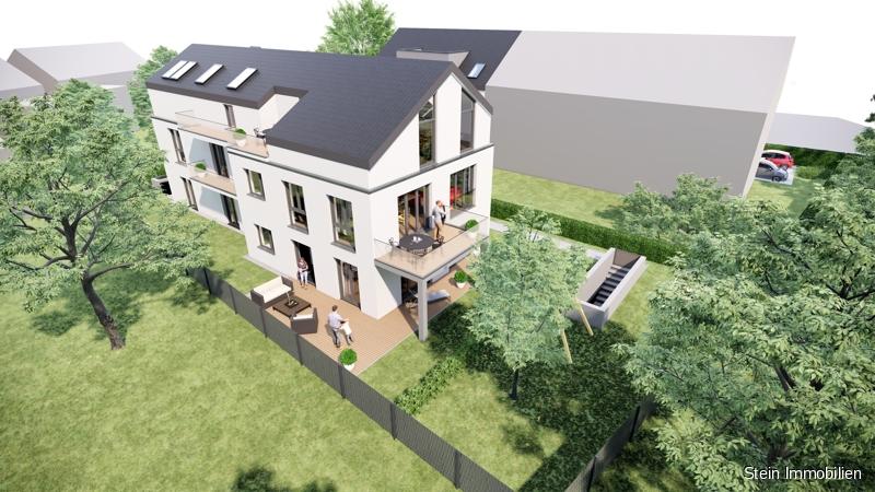 Exklusive Erdgeschosswohnung mit eigenem Garten! 45219 Essen-Kettwig, Erdgeschosswohnung