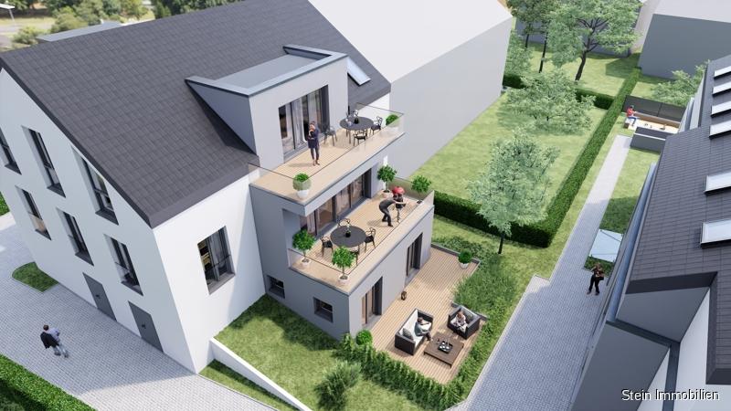 Neubau – Exklusive 4-Raum Wohnung im beliebten Essen – Kettwig! 45219 Essen, Etagenwohnung