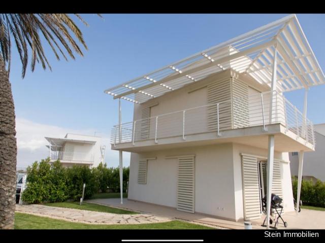 Freistehendes Haus in direkter Strandnähe 97010 Marina di Ragusa (Italien), Villa
